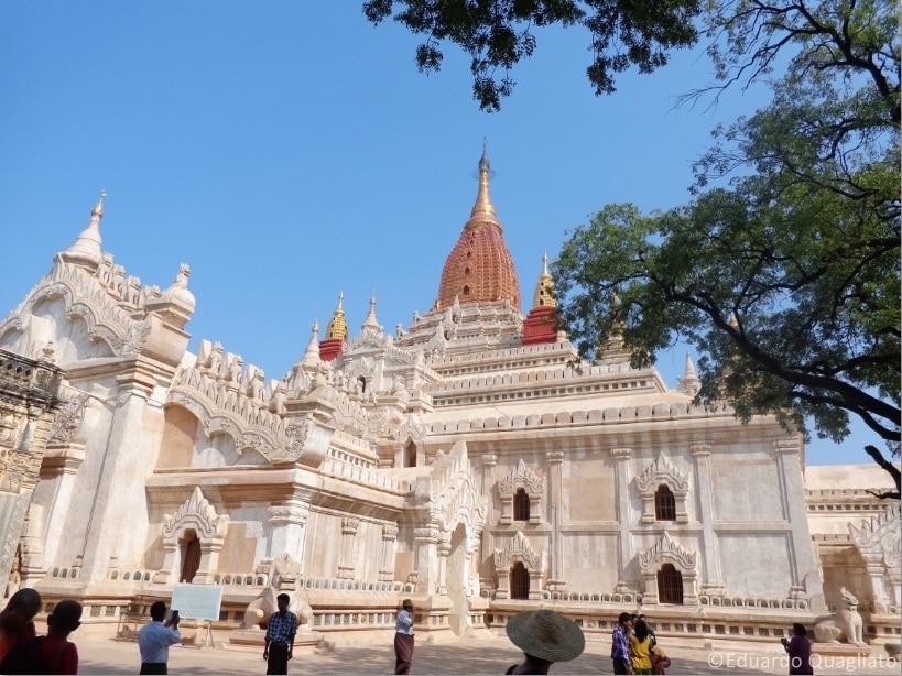 O que tem para visitar em Myanmar