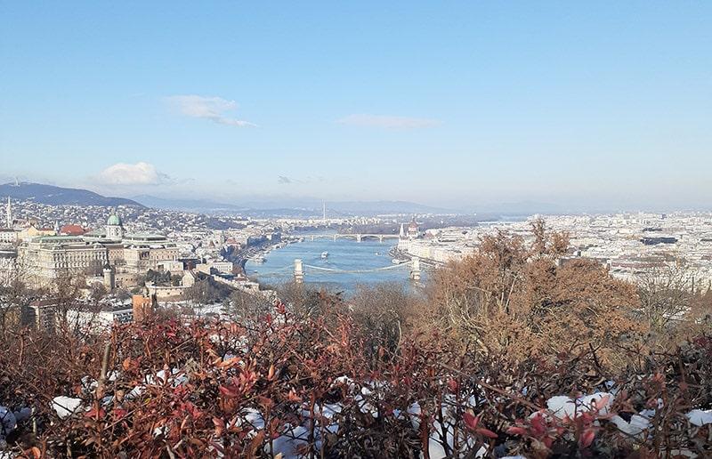 Cidadella em Budapeste