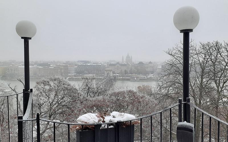 Passeios nos pontos turísticos de Budapeste