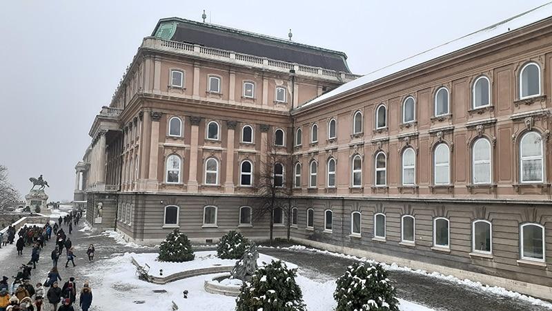 o que visitar em Budapeste