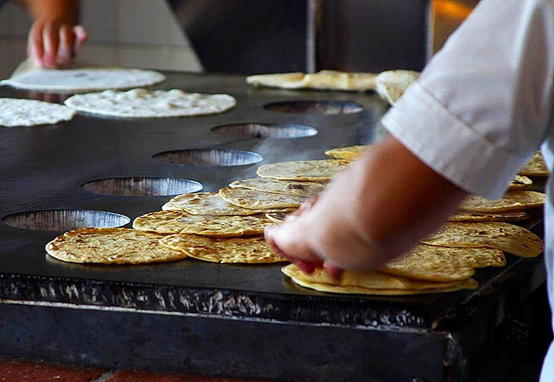 Comidas tradicionais mexicanas