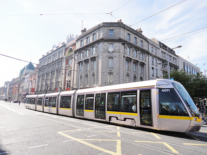 Roteiro em Dublin, Irlanda