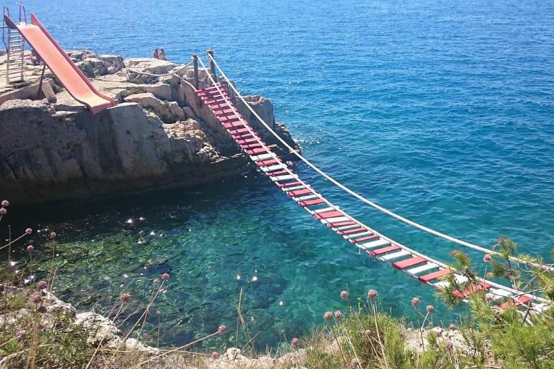 Fotos de praias da Croácia