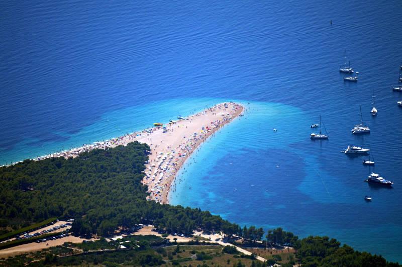 Praias mais bonitas da Croácia