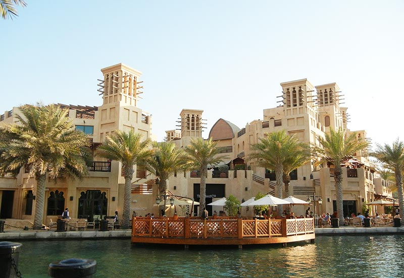 Melhores passeios por Dubai