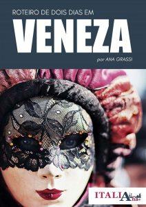 Ebook: roteiro de 2 dias em Veneza