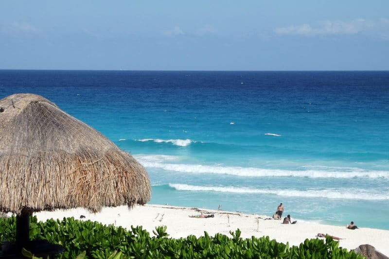 lugares perto de cancun