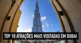 Lugares mais visitados de Dubai