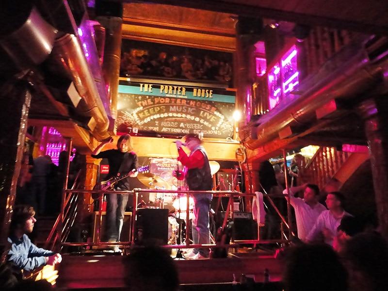Pubs incríveis em Dublin