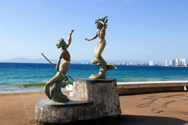 Praias famosas do México