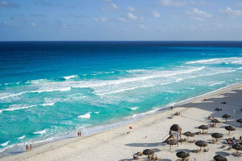 Praias no México