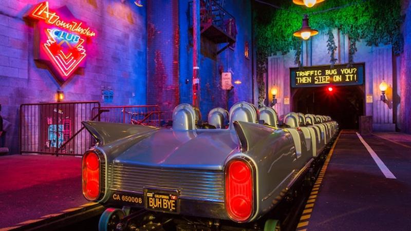 Roteiro nos parques da Disney pelo hollywood studios