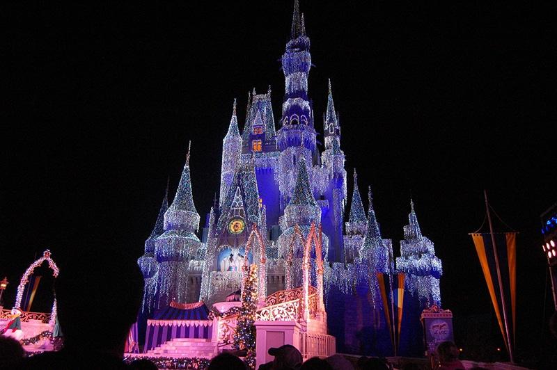 Roteiro Magic Kingdom