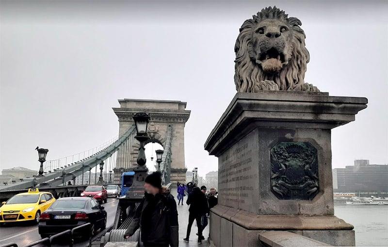 passeios a pé em Budapeste