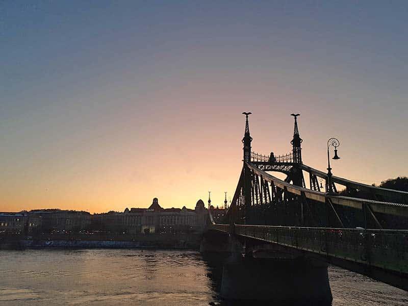 onde passear em Budapeste