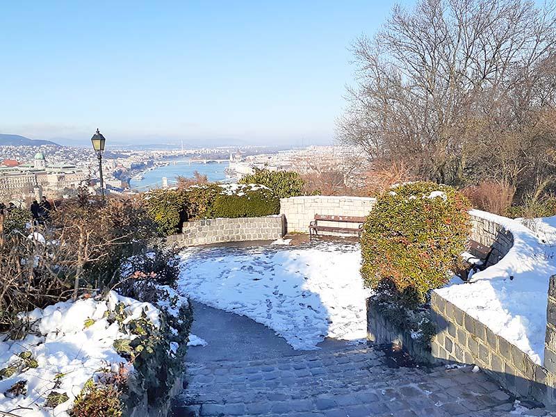 principais pontos turísticos de Budapeste