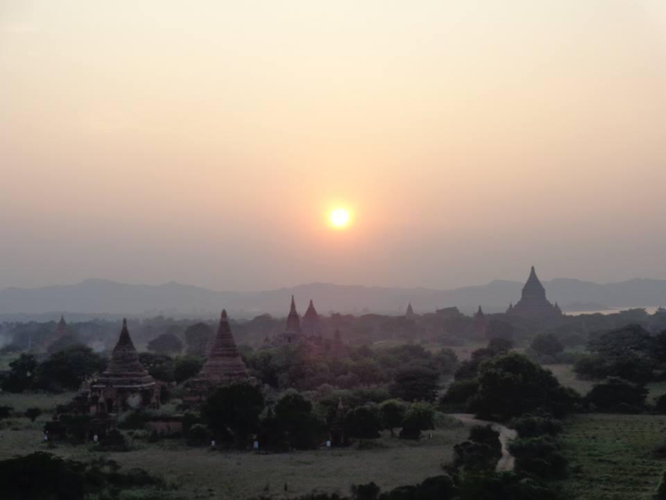 Lugares para visitar em Myanmar
