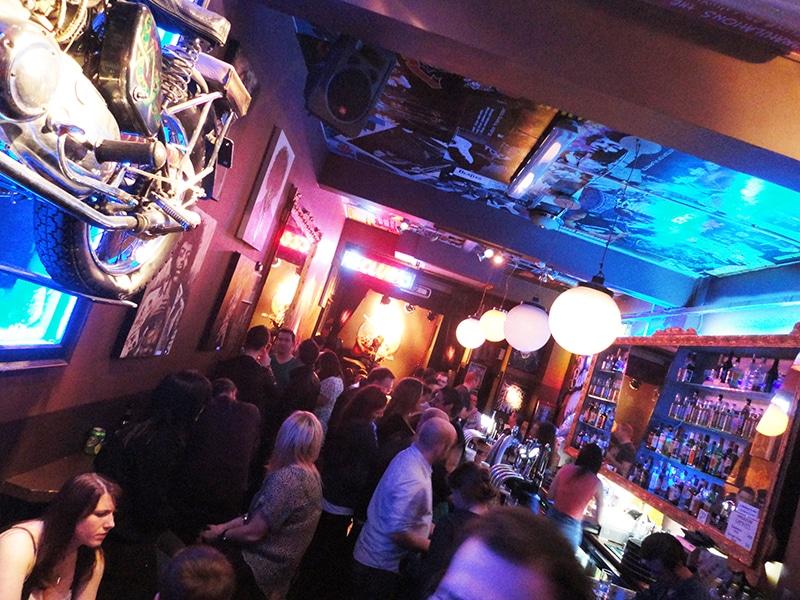 Pubs mais bonitos de Dublin