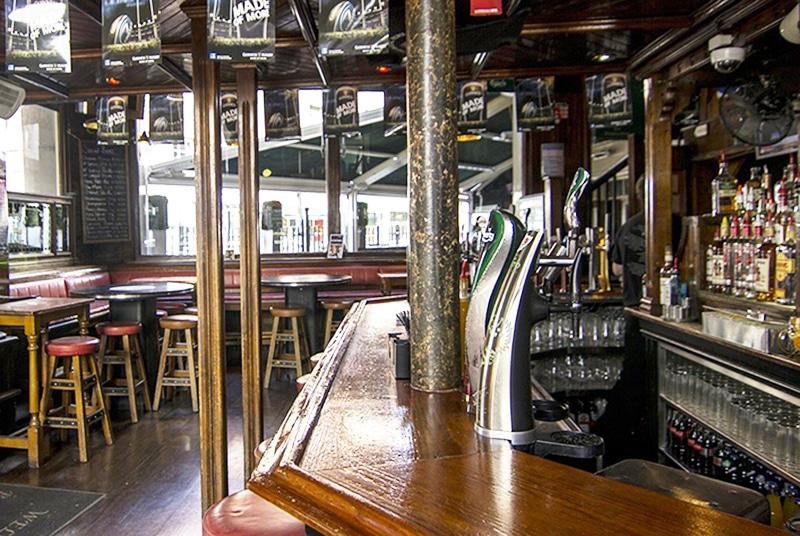 Espaços mais descolados em Dublin