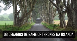 Roteiro de Game of Thrones na Irlanda