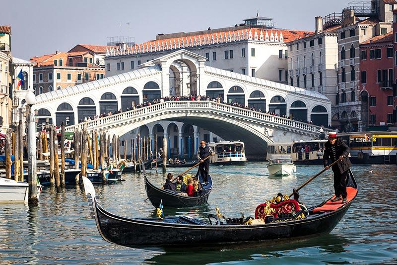 Roteiro de viagem em Veneza