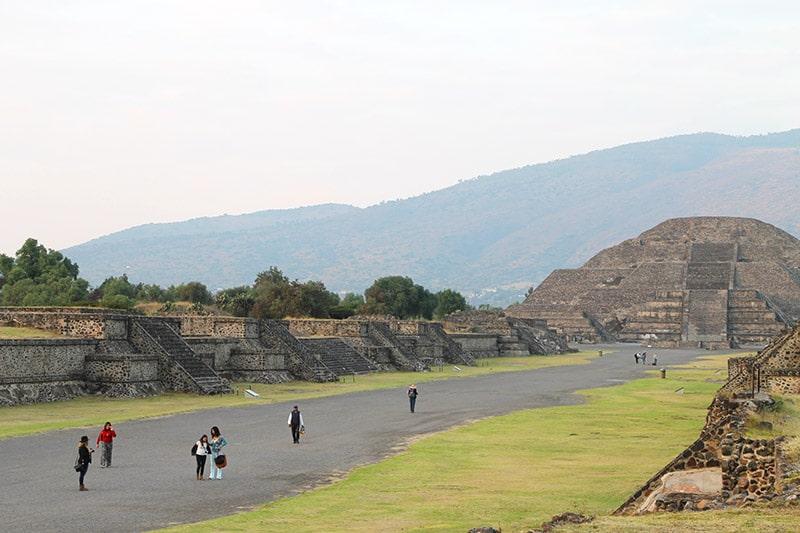 Roteiro para viajar na Cidade do México