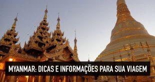 Turismo em Myanmar