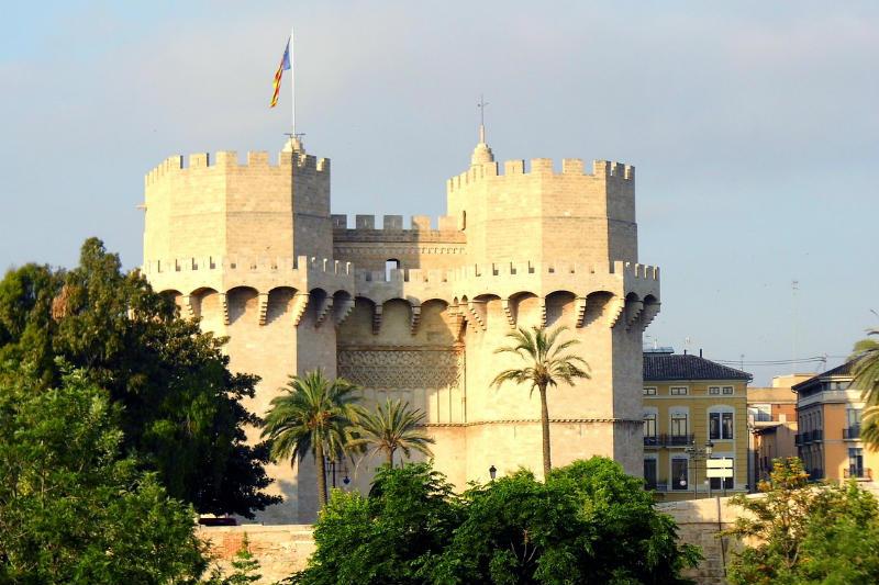 Pontos de interesse em Valência, Espanha