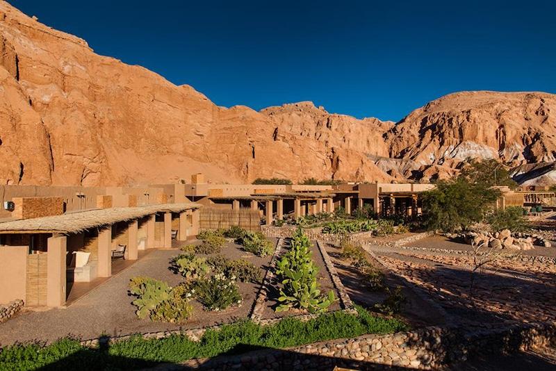 Melhores hotéis no Deserto do Atacama