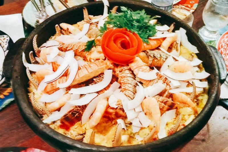 Comida típica maranhense