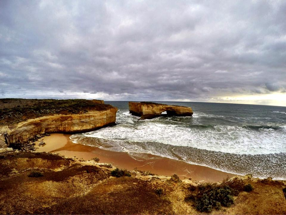London Bridge / Great Ocean Road