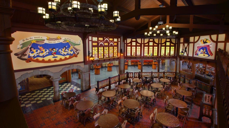 restaurantes disney orlando