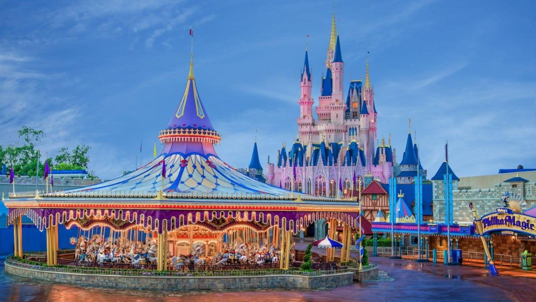 magic kingdom disney