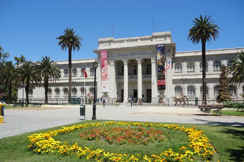 Museu Nacional de História Natural, Santiago do Chile