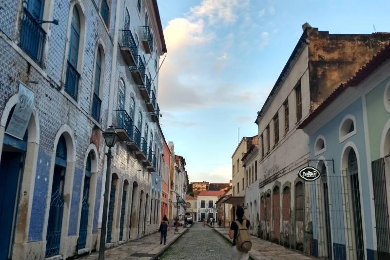 Roteiro São Luís do Maranhão