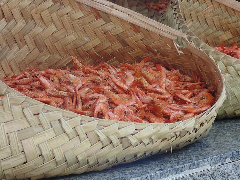 Pratos típicos do Maranhão