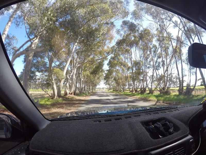 Road trip na Austrália