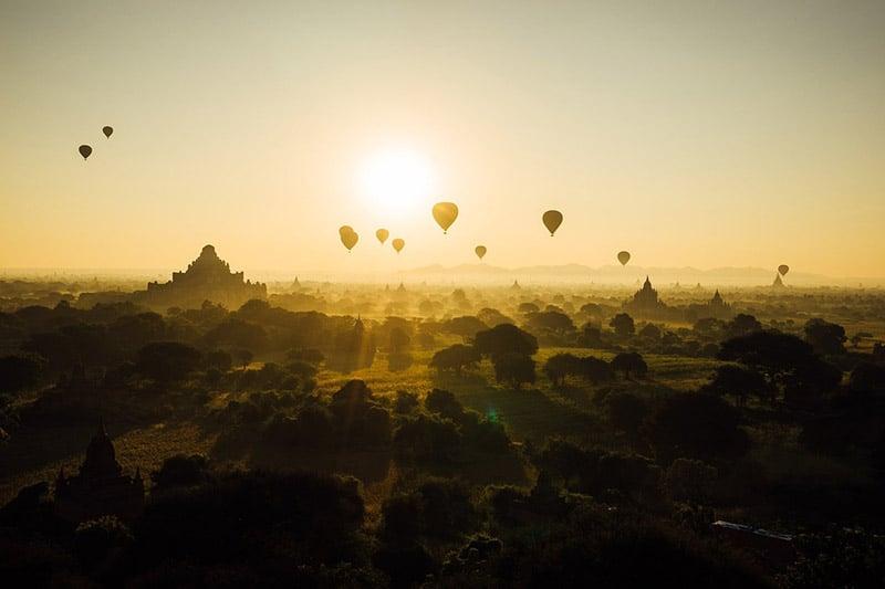 Roteiro de viagem em Myanmar