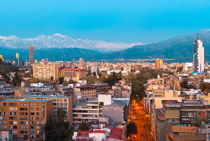 Atrativos turísticos de Santiago