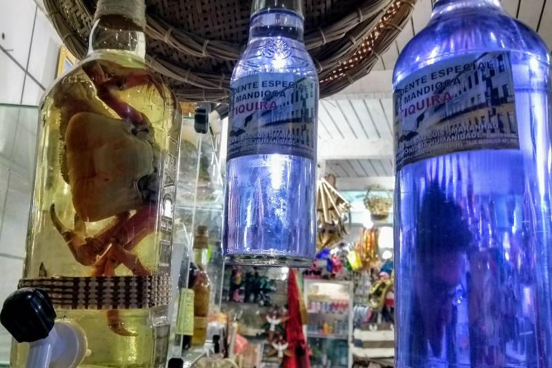 Bebidas típicas do Maranhão