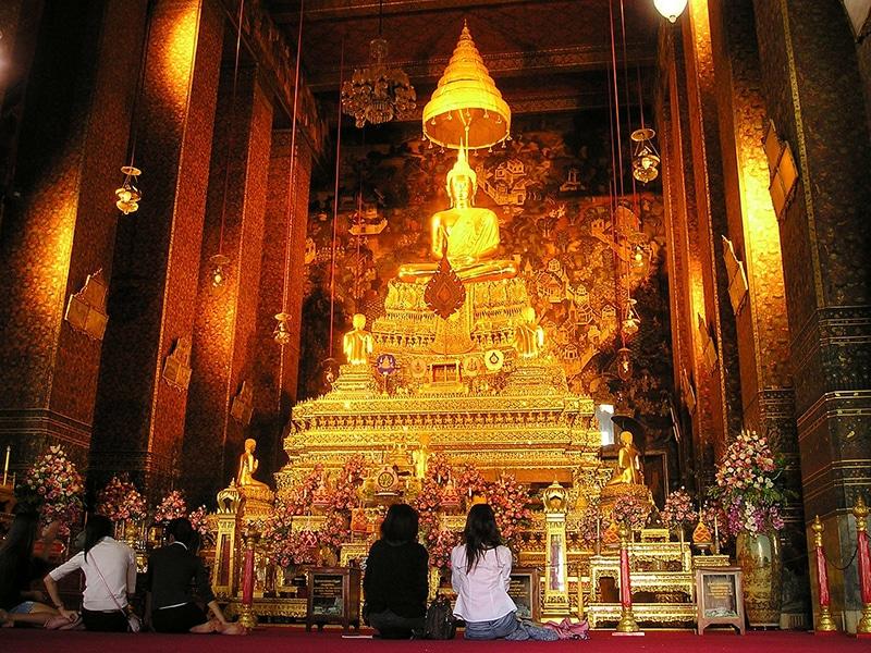 Maiores templos da Tailândia