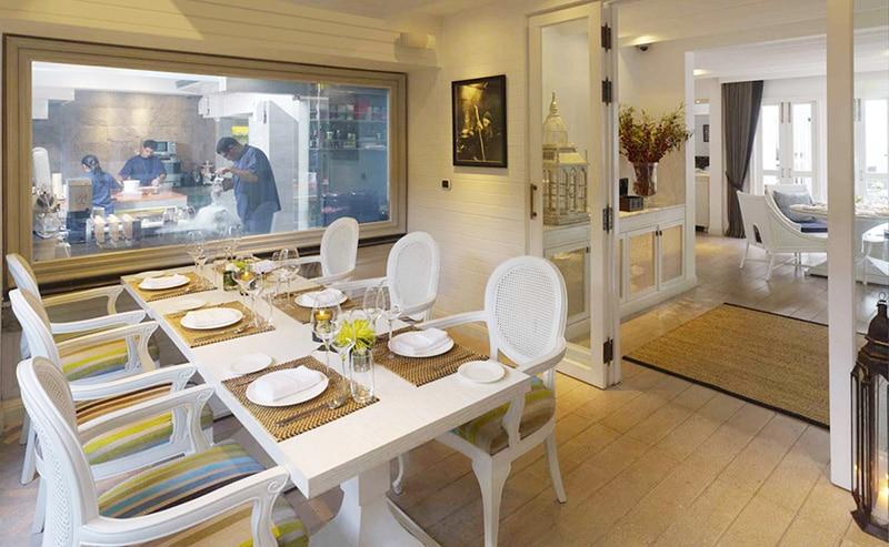 Melhor restaurante de Bangkok