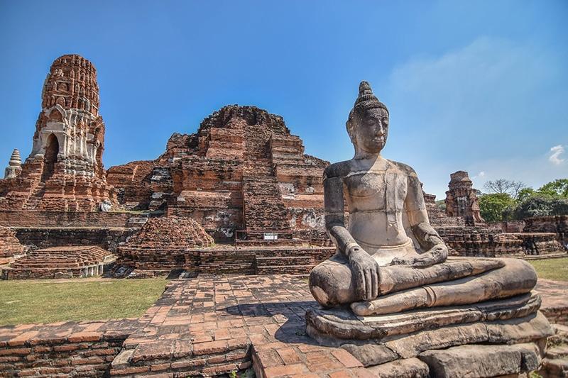 Turismo na Tailândia