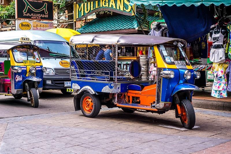 Principais pontos turísticos de Bangkok