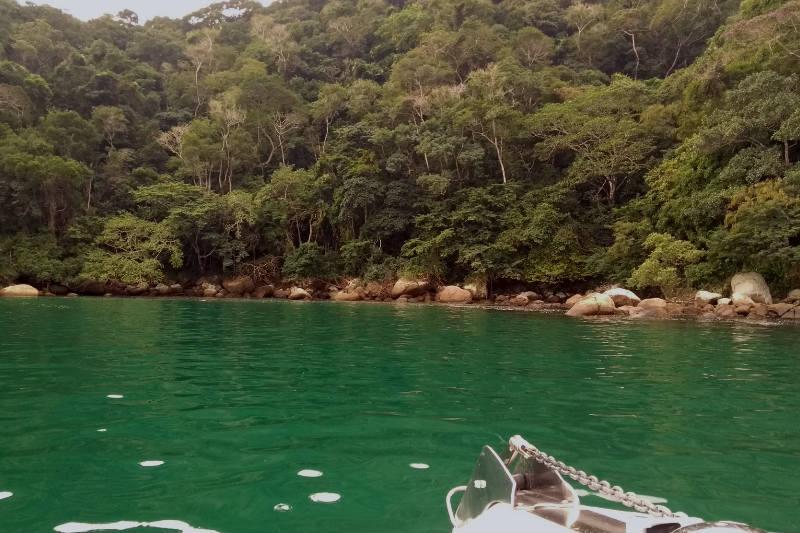Passeio de barco em Angra dos Reis e Ilha Grande
