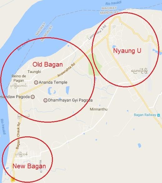 Onde ficar em Bagan