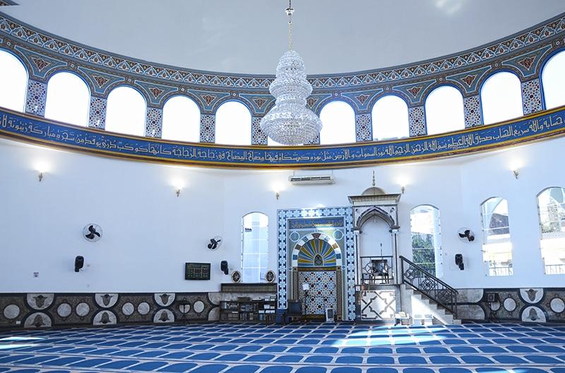 Vale a pena conhecer a mesquita em Foz do Iguaçu durante city tour
