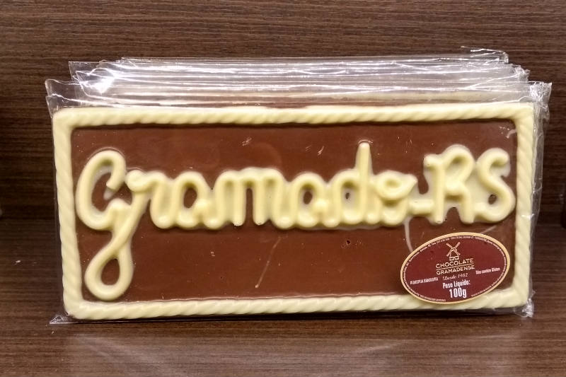 Chocolates de Gramado