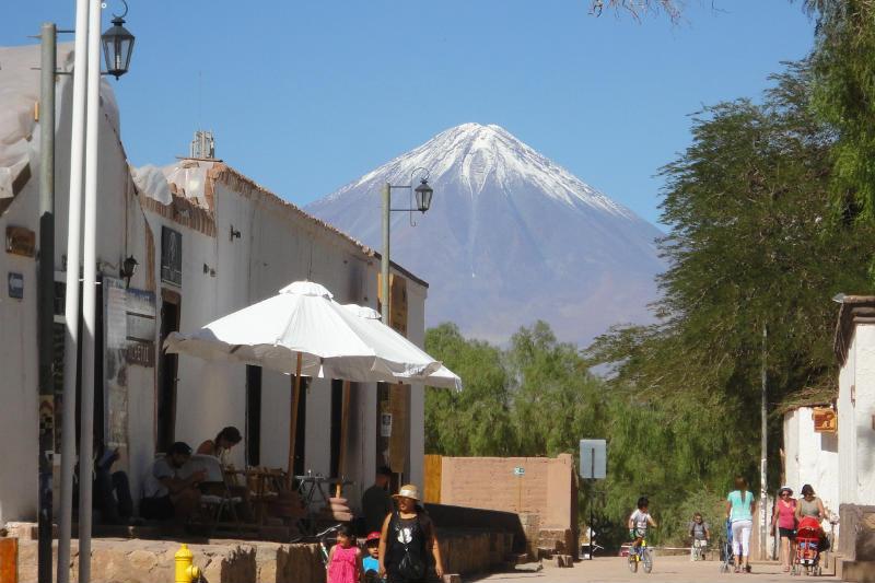Destinos turísticos do Chile