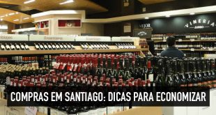 Dicas sobre o que comprar em Santiago